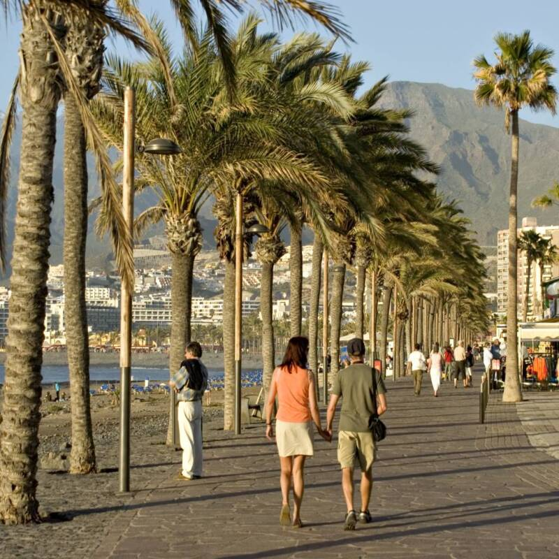 Inspirationall image for Tenerife