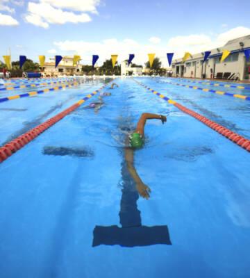 Svømmeleir på fantastiske Mallorca
