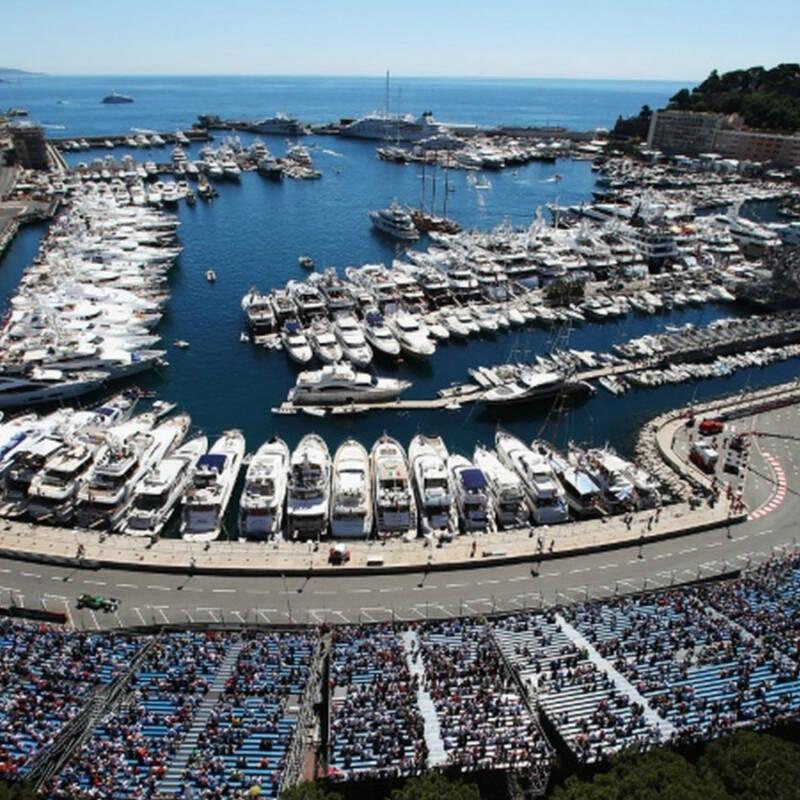 Inspirationall image for Monacos GP – Monte Carlo