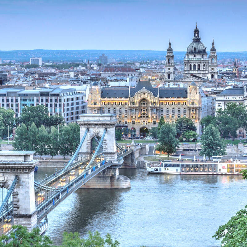 Inspirationall image for Ungarns GP – Budapest