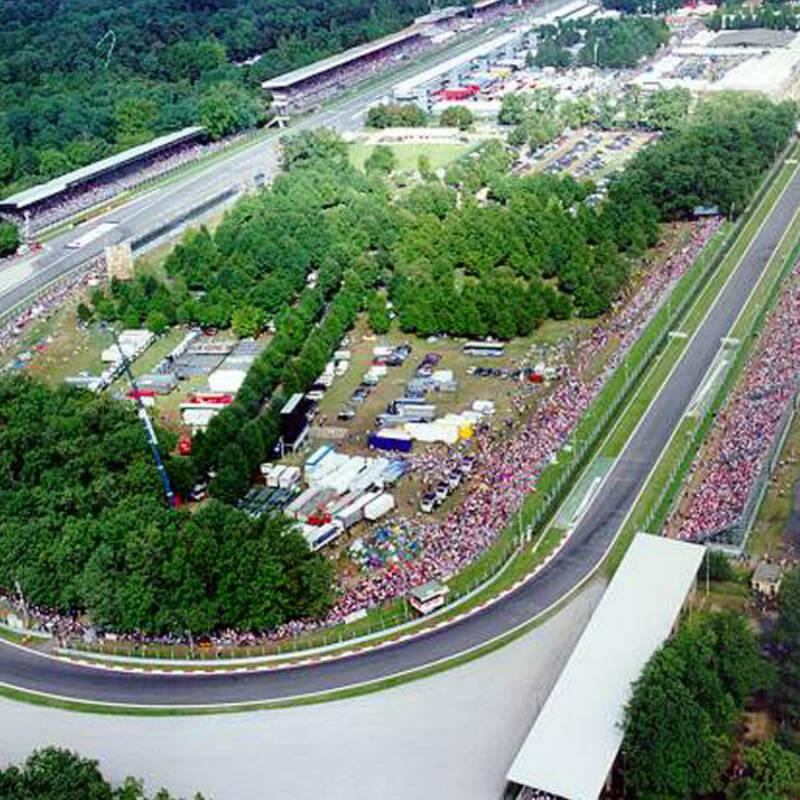 Inspirationall image for Italias GP – Monza