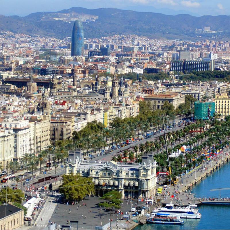 Inspirationall image for Spanias GP – Barcelona