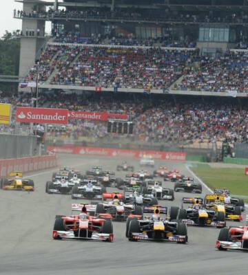 Formel 1-reiser