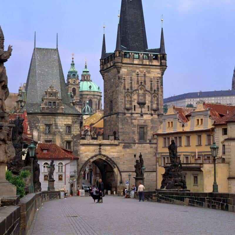 Inspirationall image for Praha