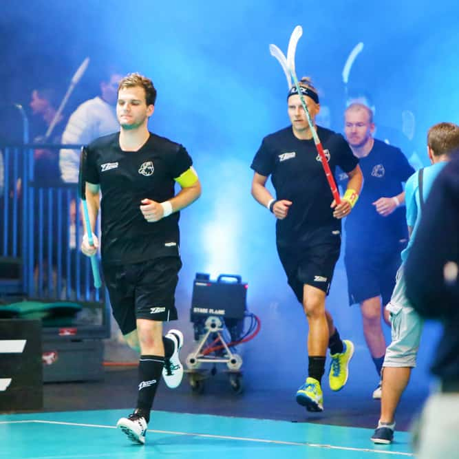 Inspirationall image for Riga Floorball Cup