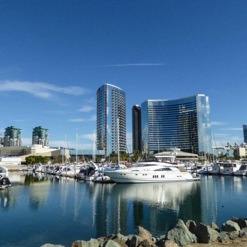 Inspirationall image for San Diego