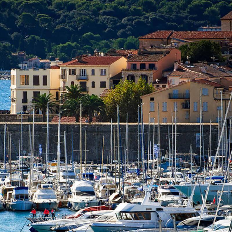 Inspirationall image for Nice, Antibes