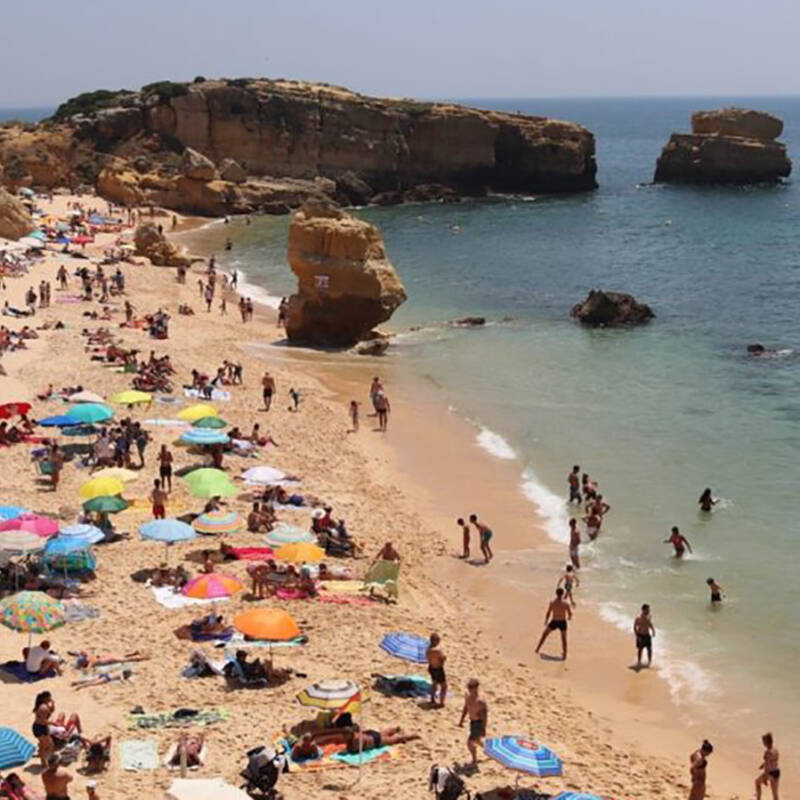 Inspirationall image for Albufeira, Algarve