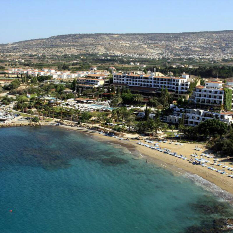 Inspirationall image for Pafos, Coral Beach