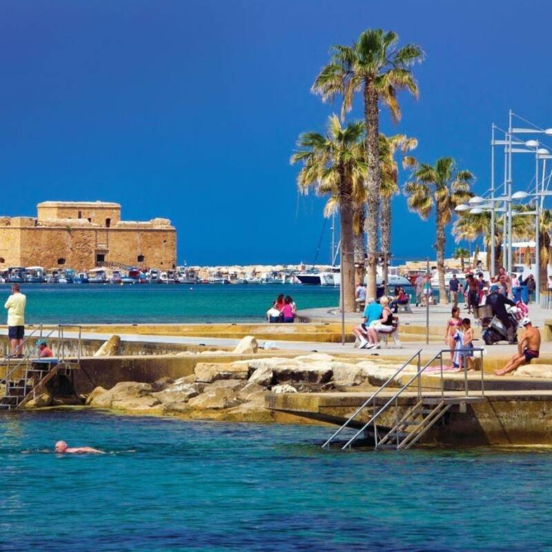 Inspirationall image for Pafos