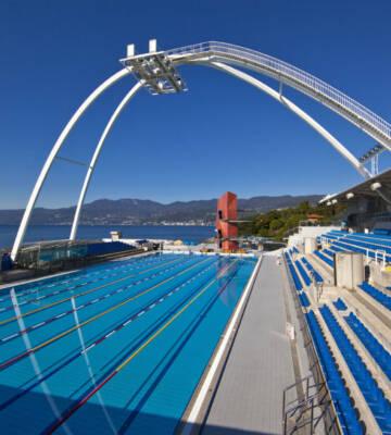 Over 50 destinasjoner for svømmeleire