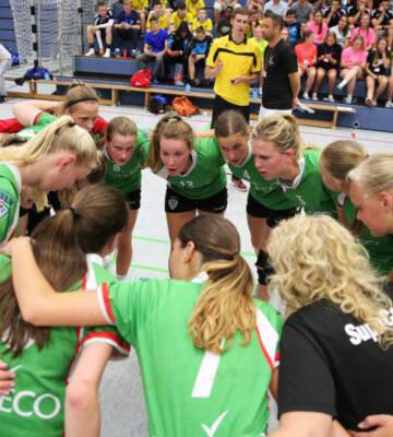 Treningsleir handball